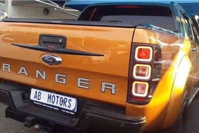 2017 Ford Ranger Ranger 3.2 double cab Hi-Rider Wildtrak auto