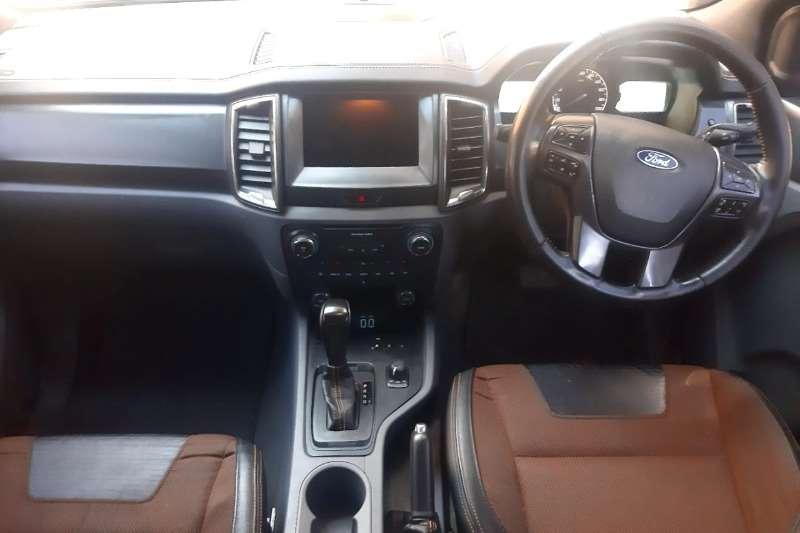 Used 2017 Ford Ranger 3.2 double cab Hi Rider Wildtrak auto