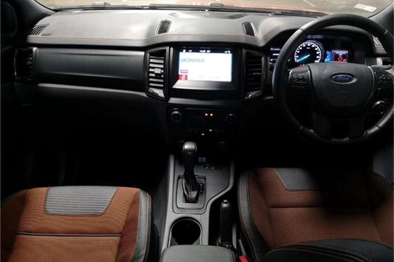 Ford Ranger 3.2 double cab Hi-Rider Wildtrak auto 2018