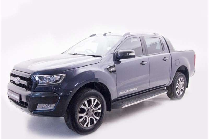Ford Ranger 3.2 double cab Hi Rider Wildtrak auto 2018