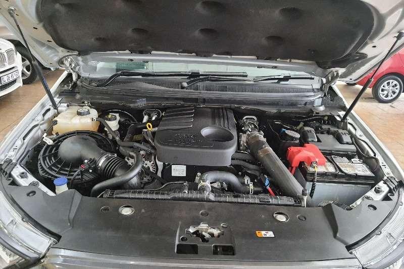 Used 2018 Ford Ranger 3.2 double cab Hi Rider Wildtrak auto
