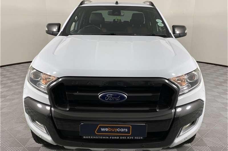 2018 Ford Ranger Ranger 3.2 double cab Hi-Rider Wildtrak auto