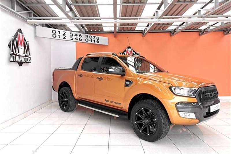 Ford Ranger 3.2 double cab Hi Rider Wildtrak auto 2019