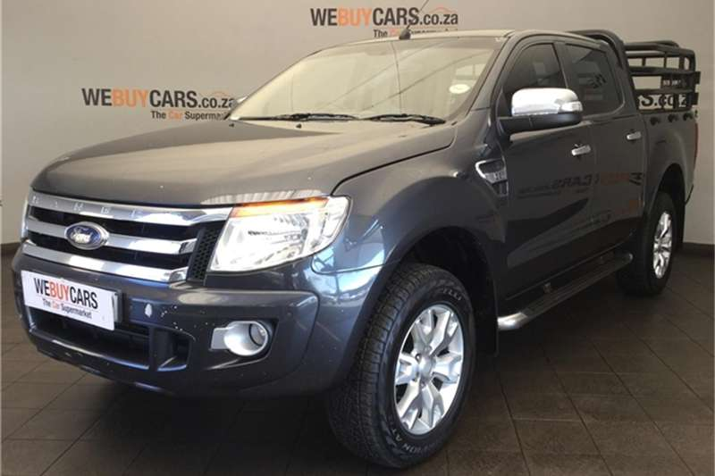 Ford Ranger 3.2 double cab Hi Rider XLT 2011