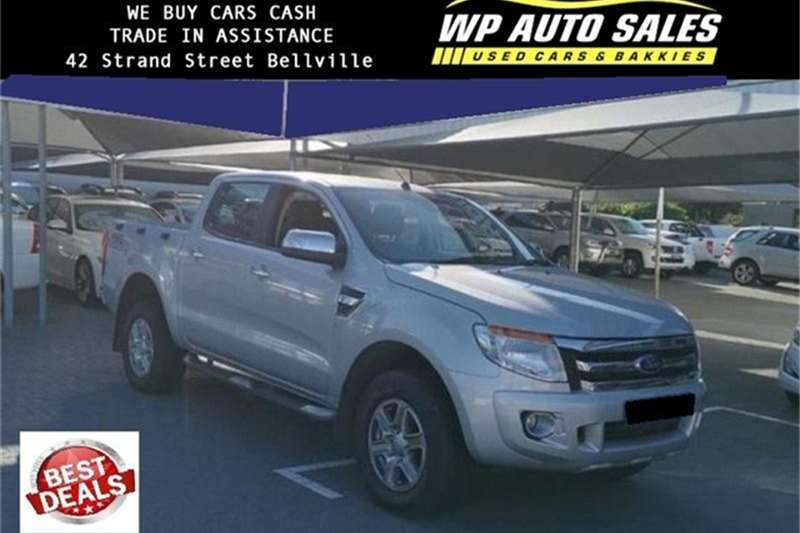 Ford Ranger 3.2 double cab Hi-Rider XLT 2012