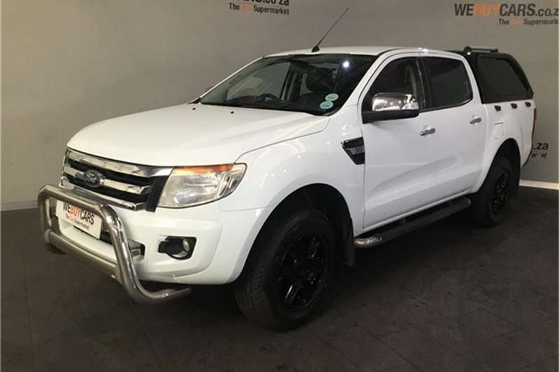 Ford Ranger 3.2 double cab Hi Rider XLT 2012
