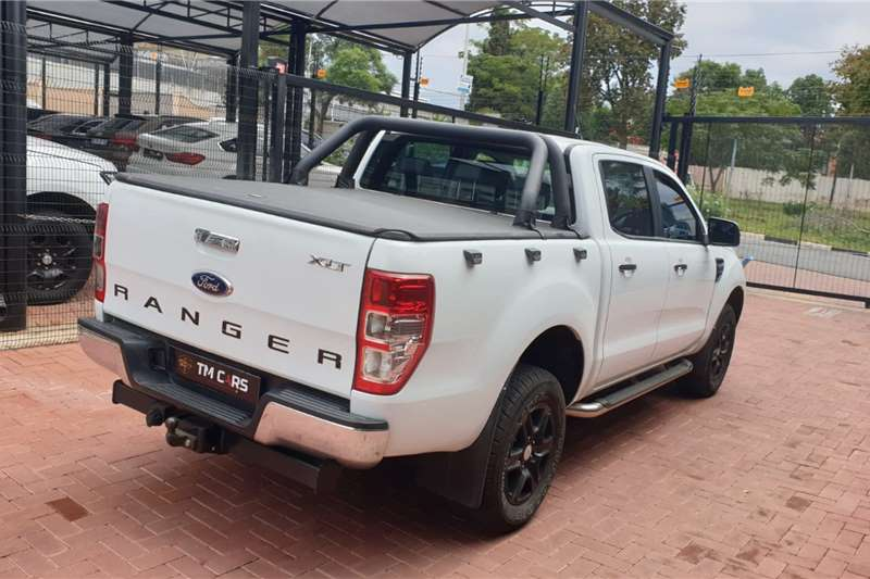 Used 2012 Ford Ranger 3.2 double cab Hi Rider XLT