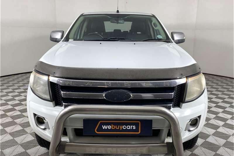 2012 Ford Ranger Ranger 3.2 double cab Hi-Rider XLT