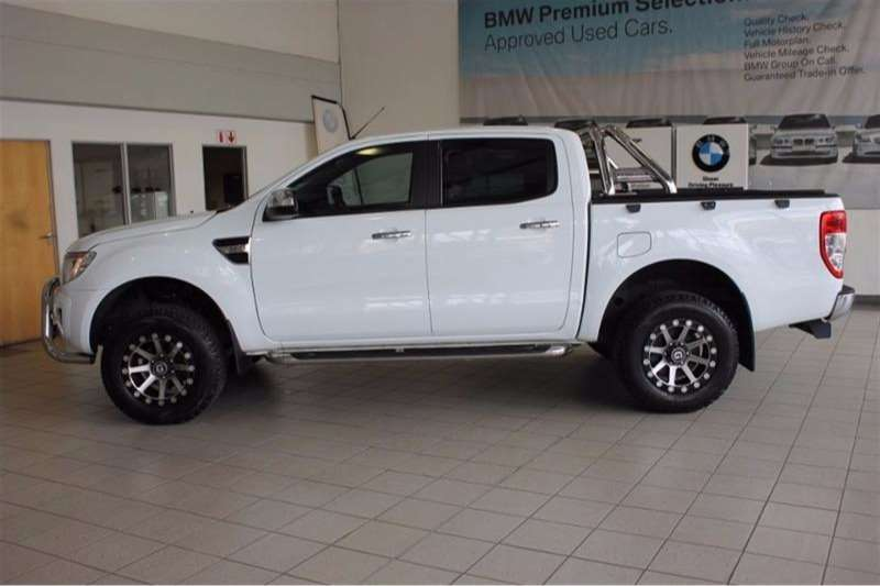 Ford Ranger 3.2 double cab Hi-Rider XLT 2013