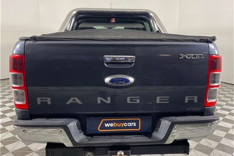 2013 Ford Ranger Ranger 3.2 double cab Hi-Rider XLT