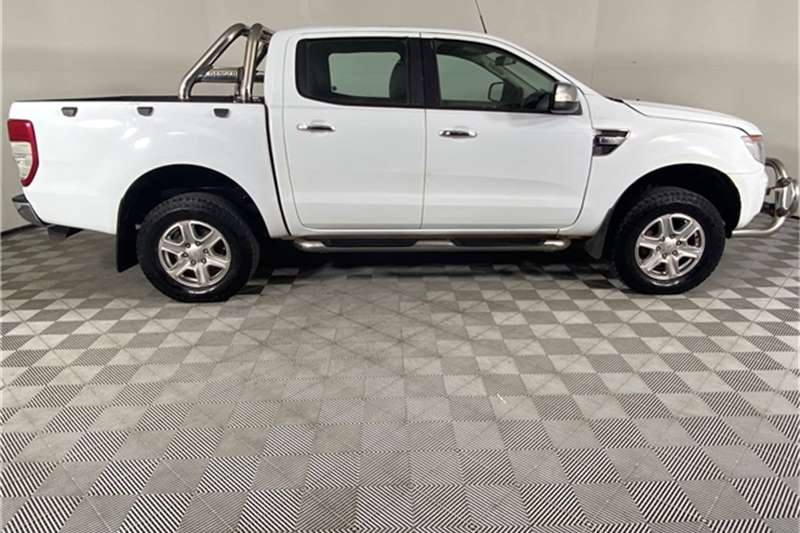 Used 2014 Ford Ranger 3.2 double cab Hi Rider XLT