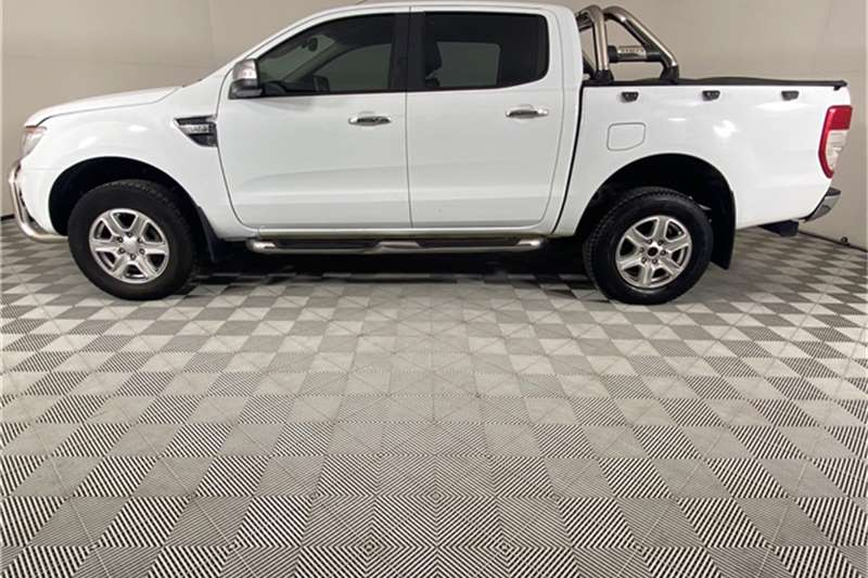 Used 2015 Ford Ranger 3.2 double cab Hi Rider XLT