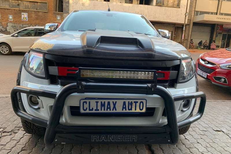 Ford Ranger 3.2 double cab Hi Rider XLT 2016