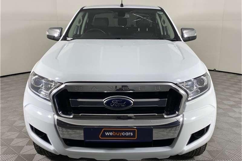 2016 Ford Ranger Ranger 3.2 double cab Hi-Rider XLT