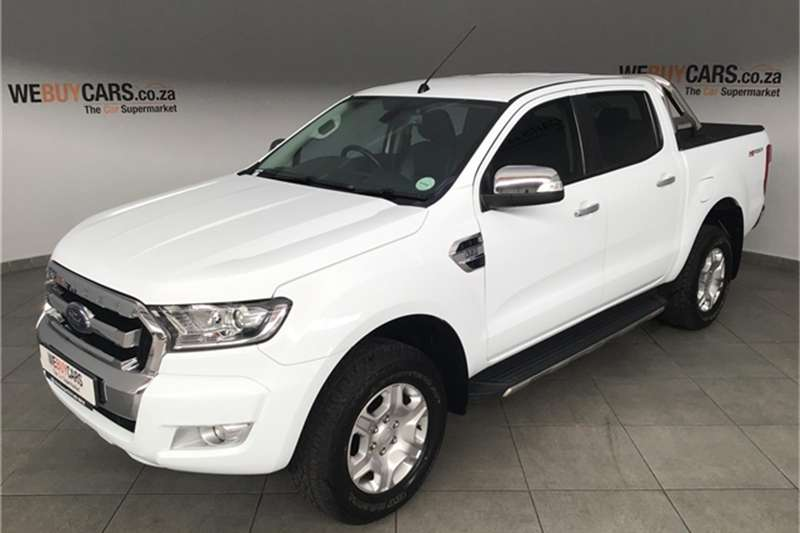 Ford Ranger 3.2 double cab Hi Rider XLT 2017