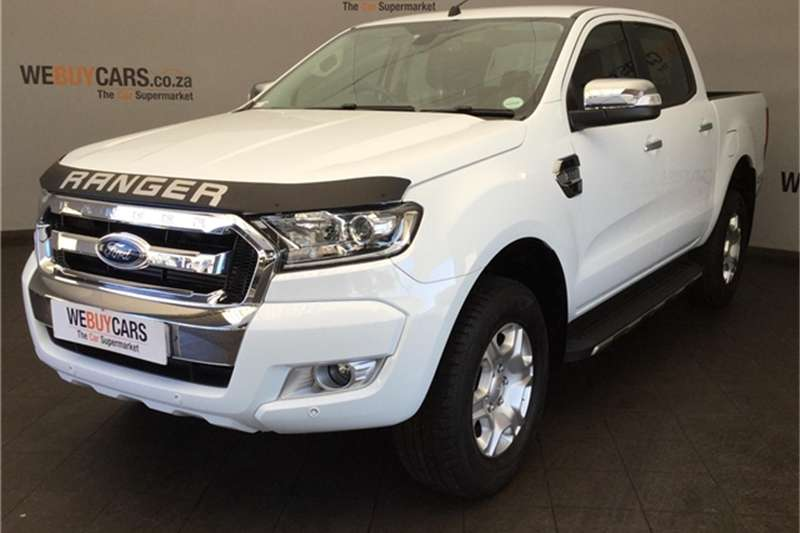 Ford Ranger 3.2 double cab Hi Rider XLT 2018