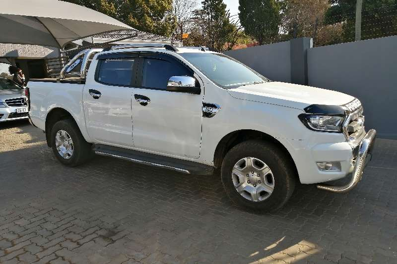 Used 2018 Ford Ranger 3.2 double cab Hi Rider XLT