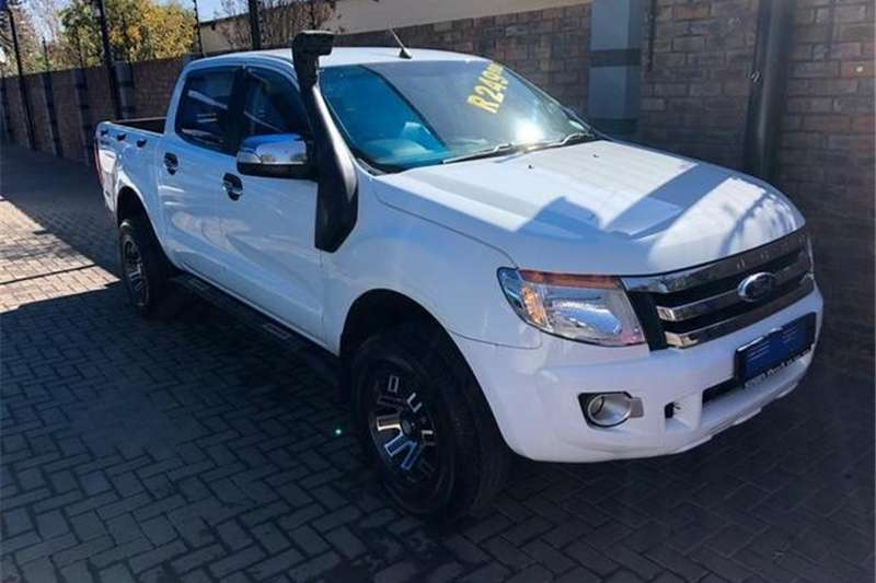 Ford Ranger 3.2 double cab Hi Rider XLT auto 2012