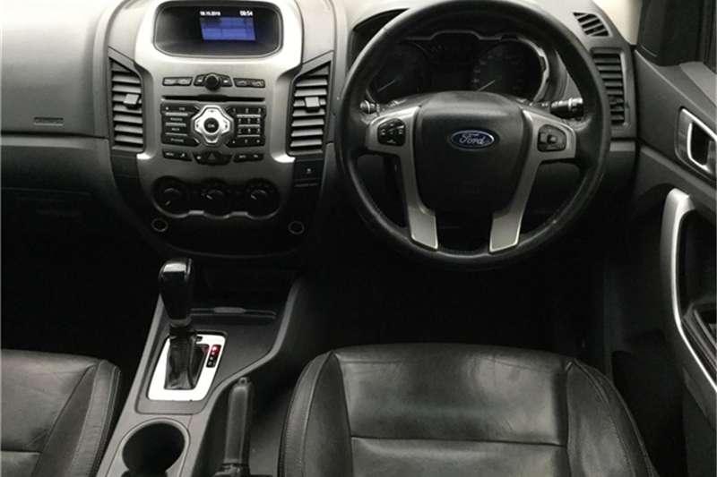 Ford Ranger 3.2 double cab Hi-Rider XLT auto 2012