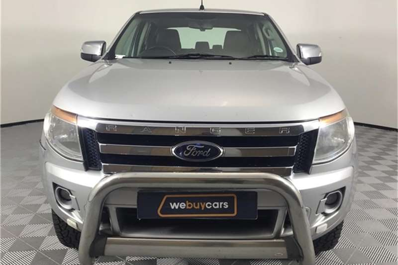 Ford Ranger 3.2 double cab Hi-Rider XLT auto 2012