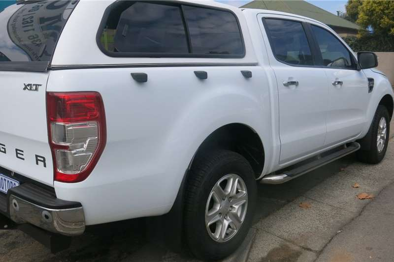 Used 2012 Ford Ranger 3.2 double cab Hi Rider XLT auto