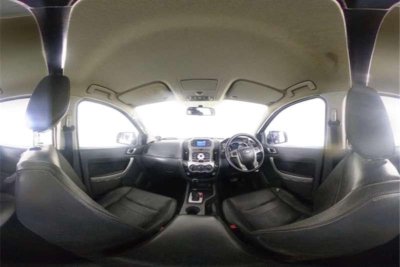 2012 Ford Ranger Ranger 3.2 double cab Hi-Rider XLT auto