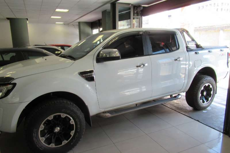 Ford Ranger 3.2 double cab Hi Rider XLT auto 2013