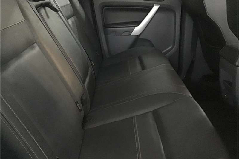 Ford Ranger 3.2 double cab Hi-Rider XLT auto 2013
