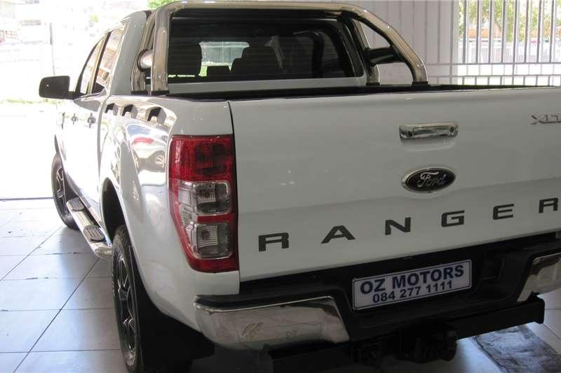 Ford Ranger 3.2 double cab Hi Rider XLT auto 2013