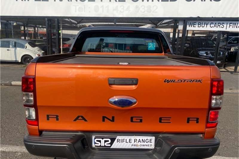 Used 2013 Ford Ranger 3.2 double cab Hi Rider XLT auto