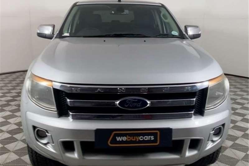 2013 Ford Ranger Ranger 3.2 double cab Hi-Rider XLT auto