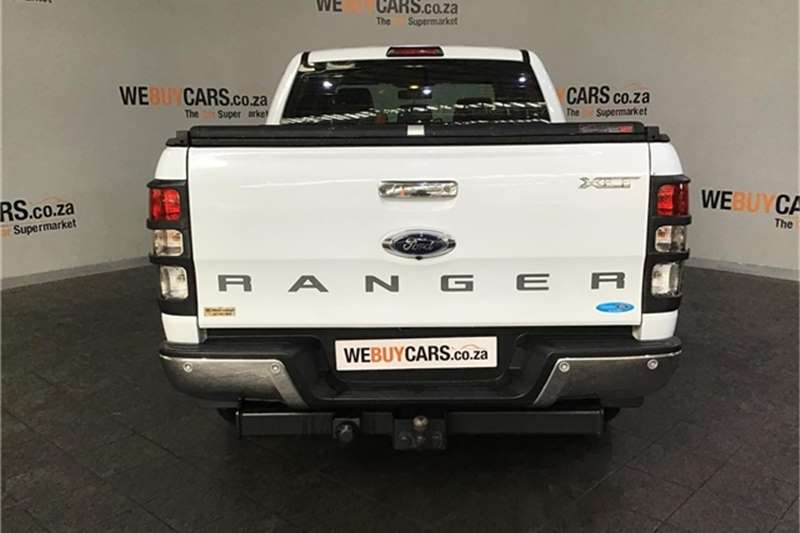 Ford Ranger 3.2 double cab Hi Rider XLT auto 2014