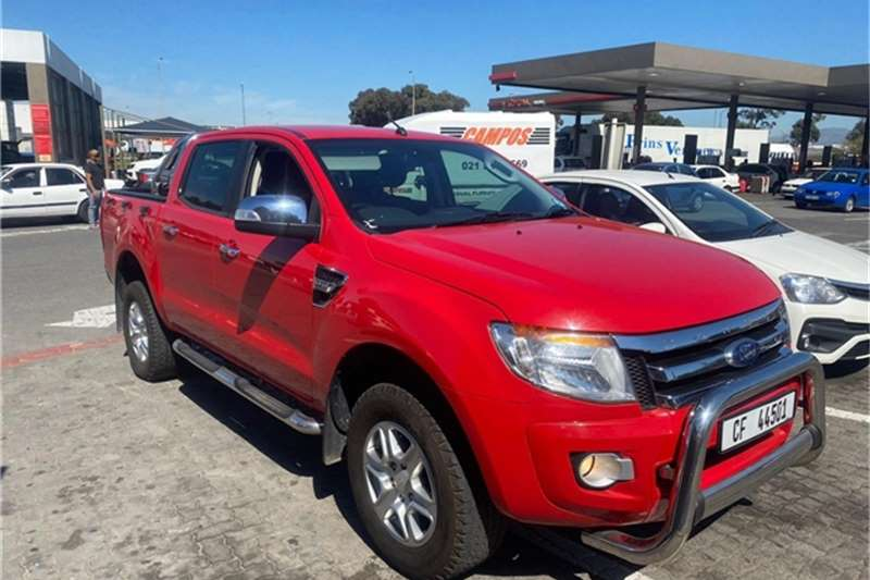 Used 2014 Ford Ranger 3.2 double cab Hi Rider XLT auto