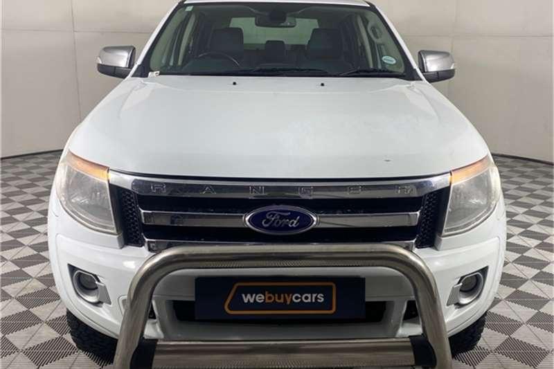 2014 Ford Ranger Ranger 3.2 double cab Hi-Rider XLT auto