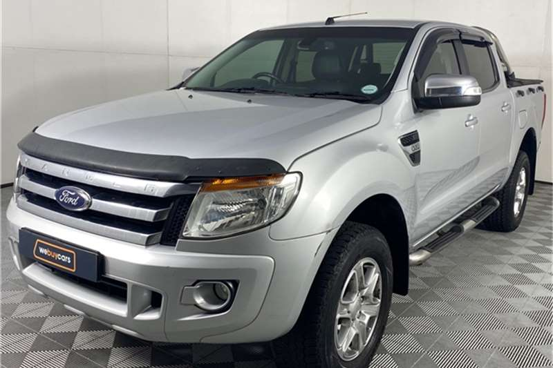 Used 2015 Ford Ranger 3.2 double cab Hi Rider XLT auto