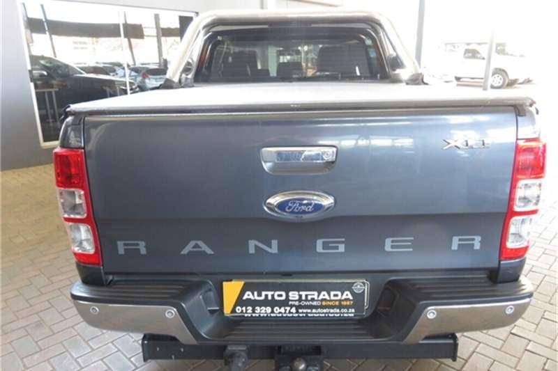 2015 Ford Ranger Ranger 3.2 double cab Hi-Rider XLT auto