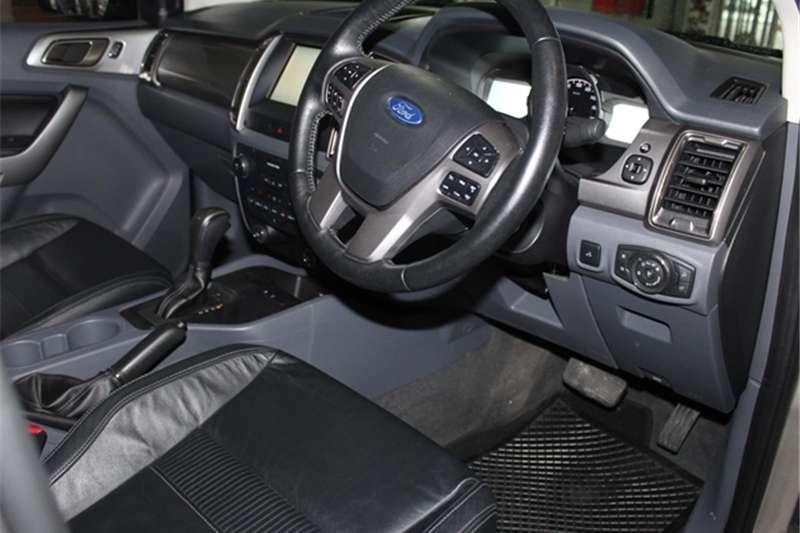 Ford Ranger 3.2 double cab Hi Rider XLT auto 2016