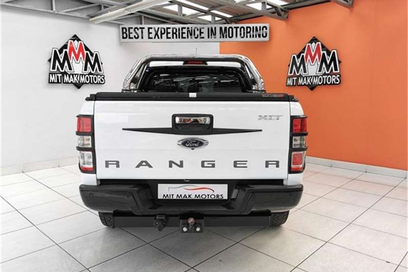 Used 2016 Ford Ranger 3.2 double cab Hi Rider XLT auto