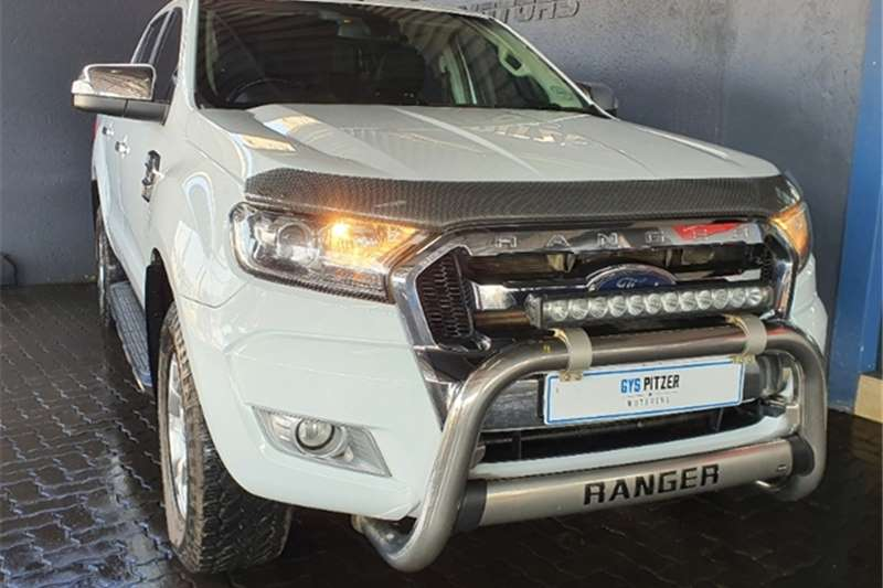 Ford Ranger 3.2 double cab Hi Rider XLT auto 2017