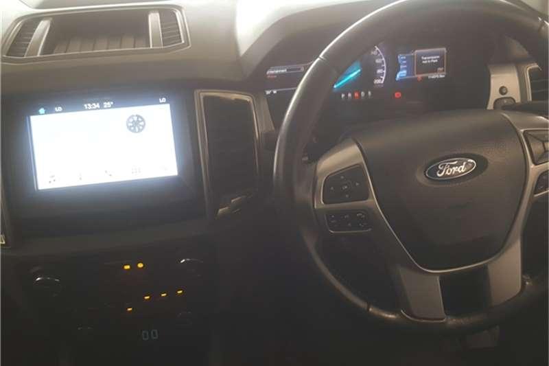 Ford Ranger 3.2 double cab Hi Rider XLT auto 2017