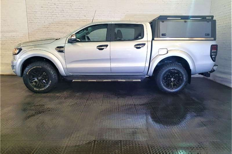 Used 2017 Ford Ranger 3.2 double cab Hi Rider XLT auto