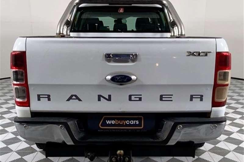 2017 Ford Ranger Ranger 3.2 double cab Hi-Rider XLT auto