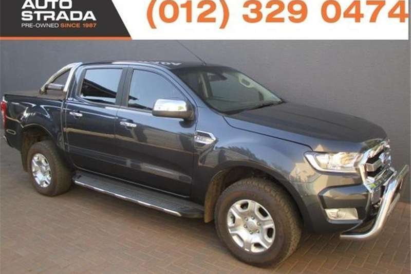 Ford Ranger 3.2 double cab Hi Rider XLT auto 2018