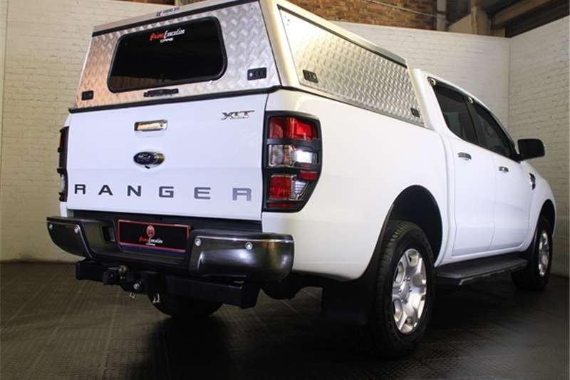 Ford Ranger 3.2 double cab Hi Rider XLT auto 2018