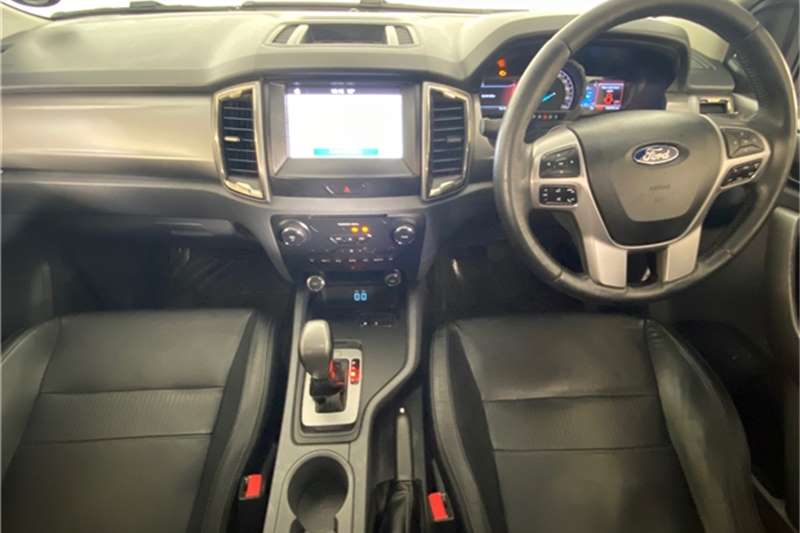 2018 Ford Ranger Ranger 3.2 double cab Hi-Rider XLT auto