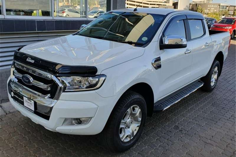 Ford Ranger 3.2 double cab Hi Rider XLT auto 2019