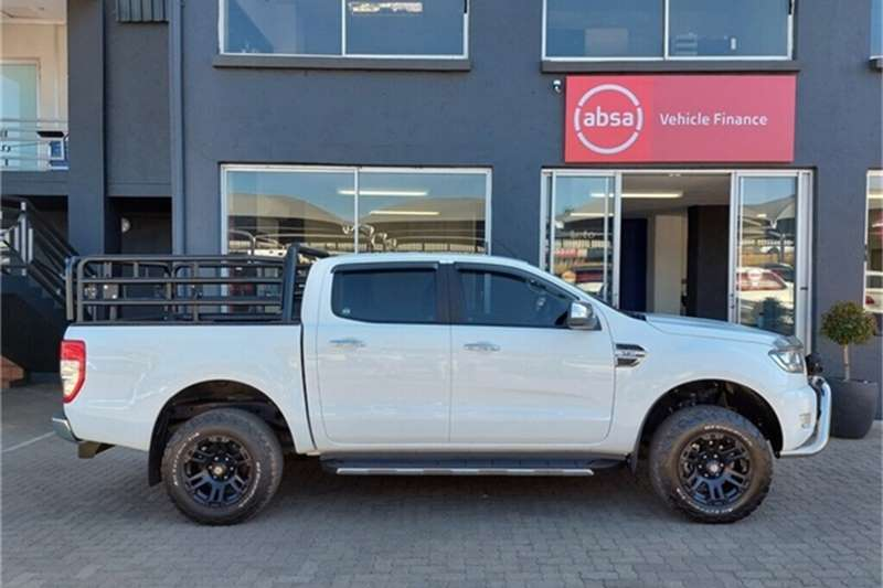 Used 2019 Ford Ranger 3.2 double cab Hi Rider XLT auto