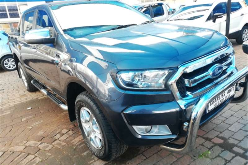 Ford Ranger 3.2 double cab XLT 2014