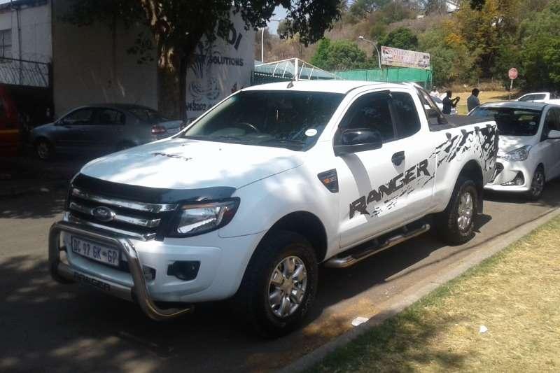 Ford Ranger 3.2 Hi Rider XLS 2014
