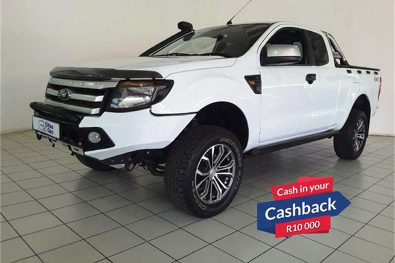 Ford Ranger 3.2 SuperCab 4x4 XLS 2012